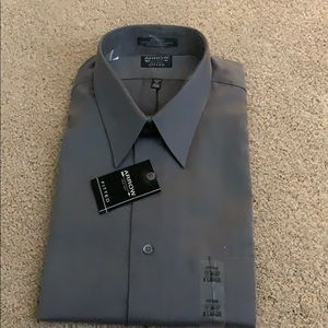 Men's Arrow Gray Dress Shirt